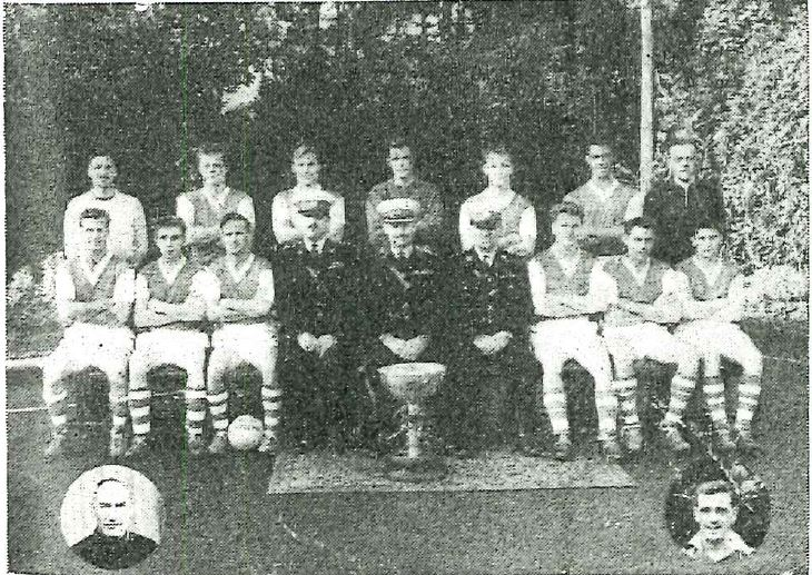 1959 Tunney Cup Winners JSAWC