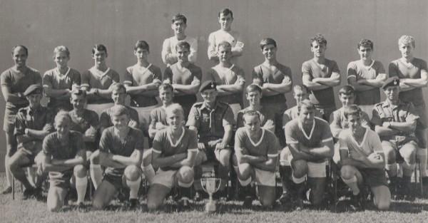 1969 40Cdo RM 1st & 2nd Squads Singapore