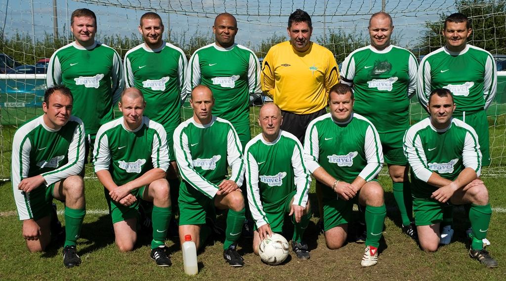 2012 Vet Reunon Laurels Team