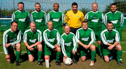 2012 Vets Reunion Laurels Team