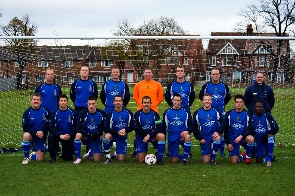 2010 Lloyds 0 Royal Marines 1