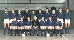1986-87 RNFA Inter Service Winners