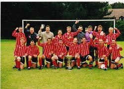 1998 Tunney Cup Winners CTCRM