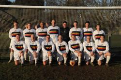 2008 Royal Marines Allstars team v Chelsea Old Boys