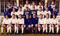 1984 Royal Navy FA Squad