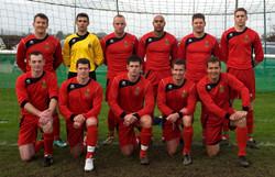 2011 Tunney Cup Winners CTCRM