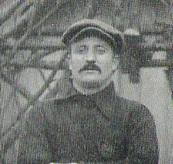 LCpl W Turner (Goal keeper)