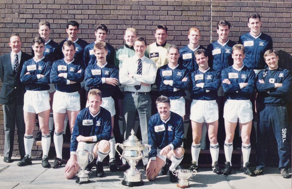 1990-91 RNFA Inter Service Winners