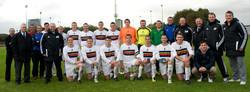 2012 Inter Commands Winners RMFA