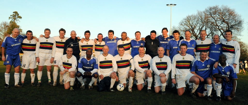 2008 Chelsea Old Boys vs RM Allstars