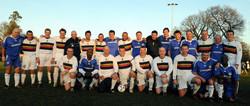 2008 Chelsea Old Boys vs RM Allstars