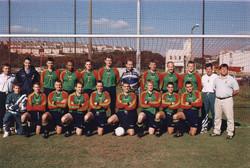 1999 Inter Commands Winners