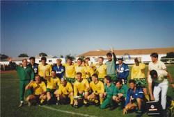 1988 Royal Marines Football Spanish tour 2