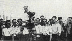 1947 Tunney Cup Winners Portsmouth