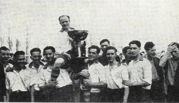 1947 Tunney Cup Winners RM Portsmouth Di