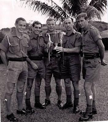 1969 Presidents Cup Winners Royal Marine