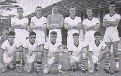 1961 Brigade HQ Soccer Team