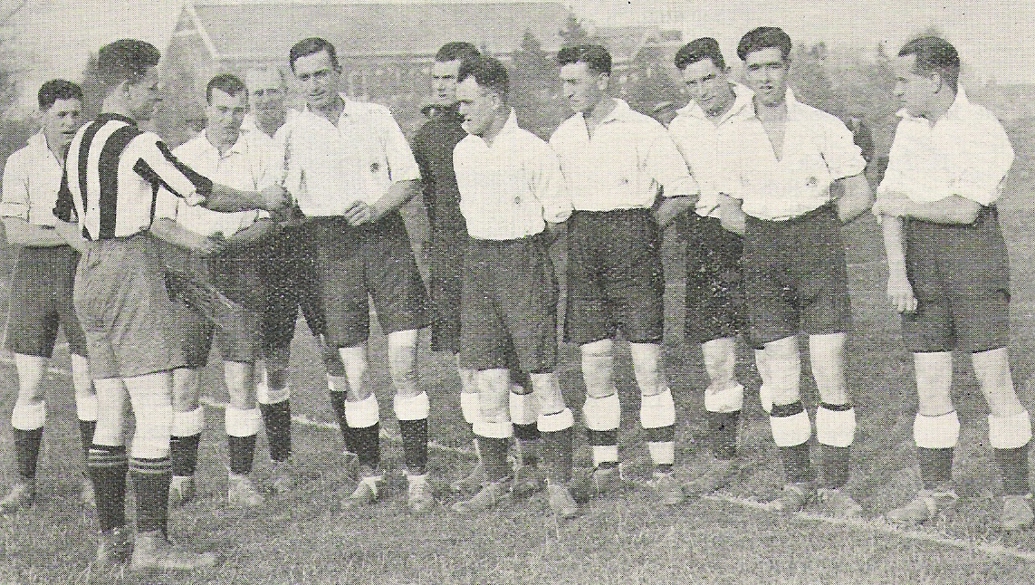 1929 Portsmouth RM Football Team