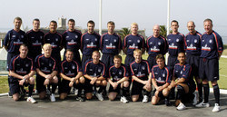 2003 Royal Navy Portugal Tour Squad