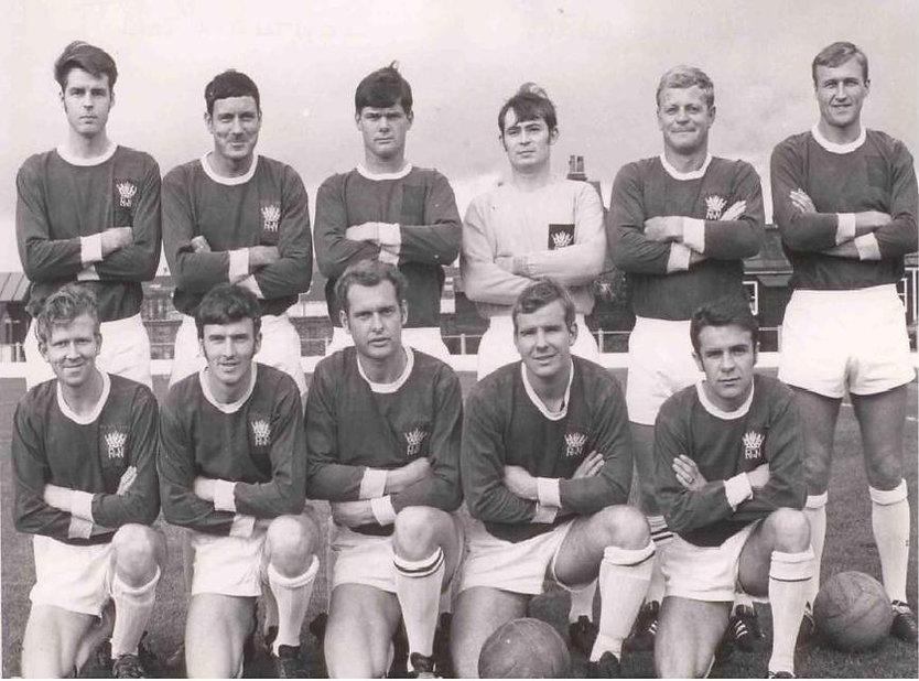1970 RN 1 v Southampton FC 4.JPG