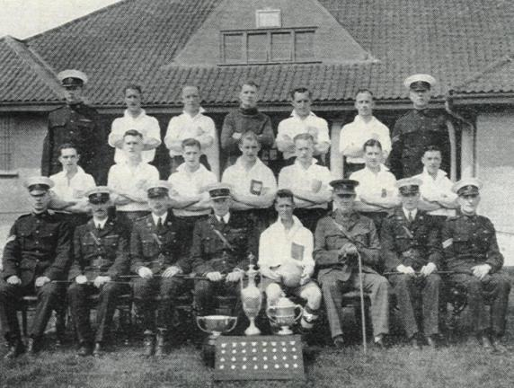 1938 Royal Marines Portsmouth FC