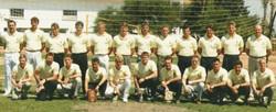 1988 Royal Marines Football Spanish tour