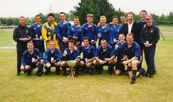 1997 Tunney Cup Winners CTCRM