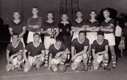 1962 Far East Cap Badge Trophy