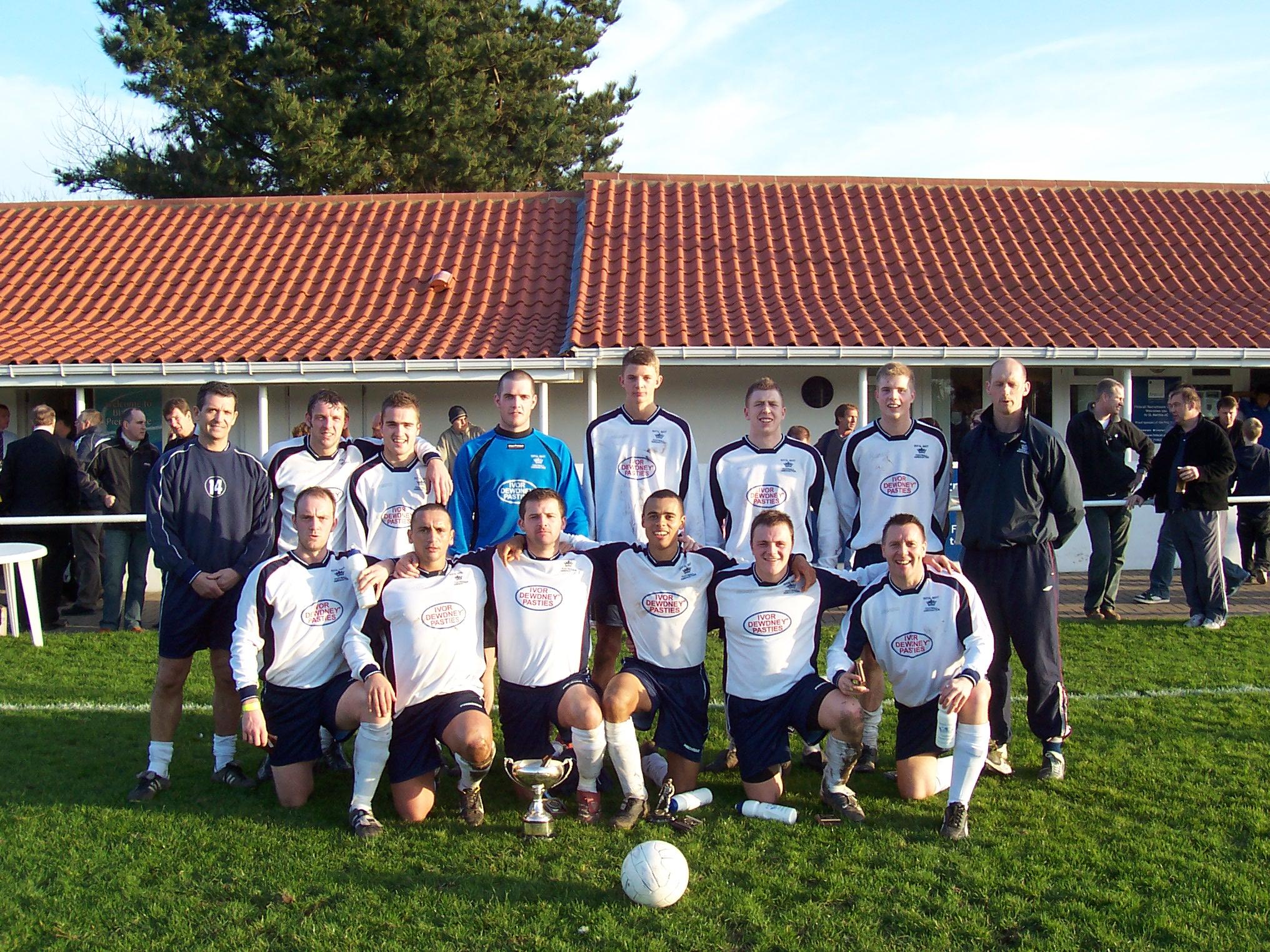 2007 Royal Navy FA Guernsey