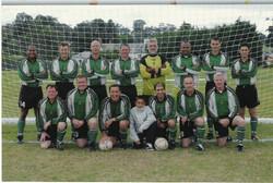 2005 Vets Reunion Globes team