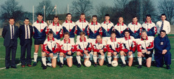 1992-3  Royal Navy Football FA