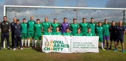 2019 Royal Marines FA Combat Cup winners