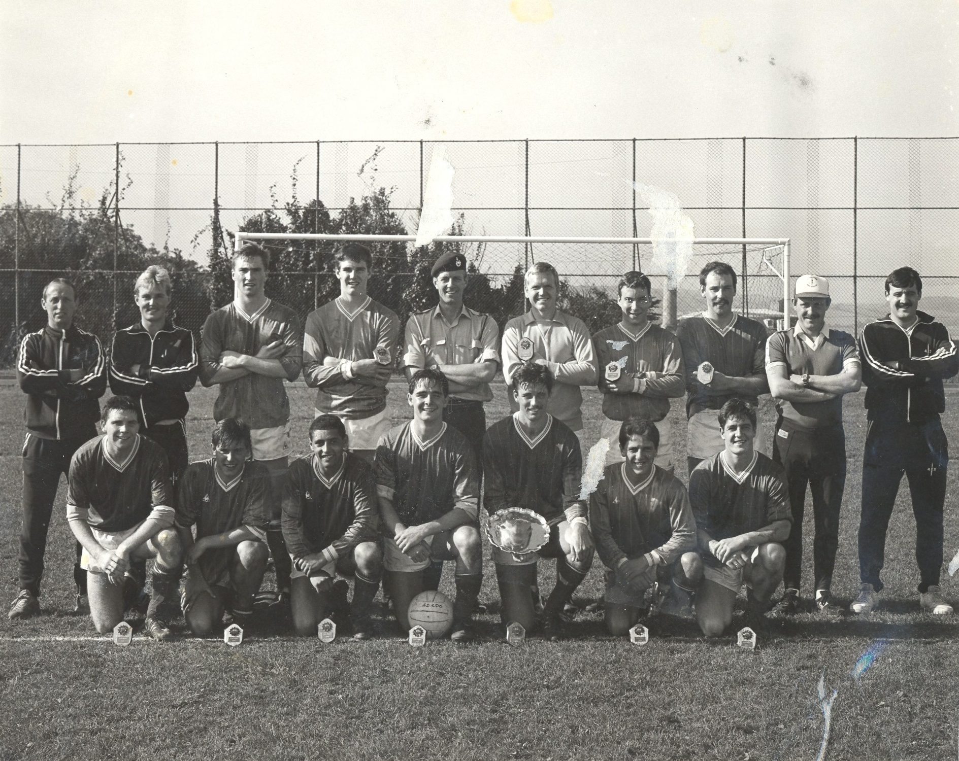 1985 Plate Winners 42Cdo RM 5 RM Deal 0.