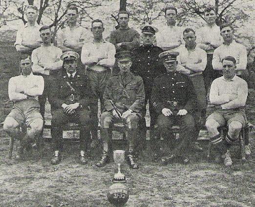 1931-32 RM Chatham Football Team
