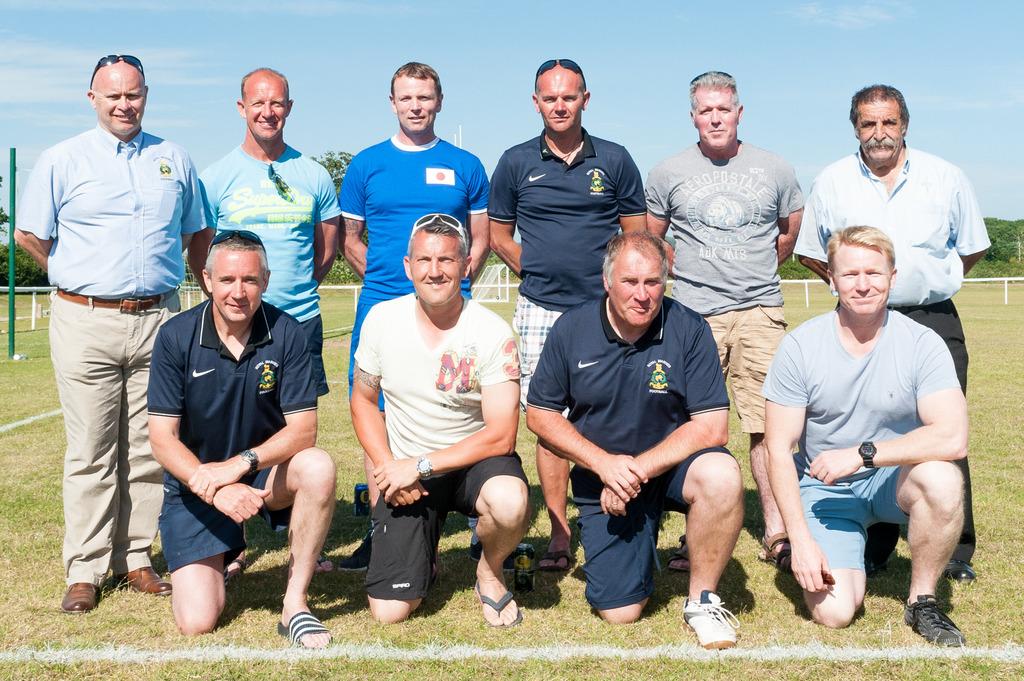 2015 RMFA past and present staff