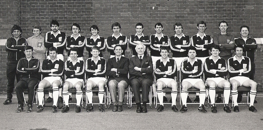 1978-79 RNFA Squad