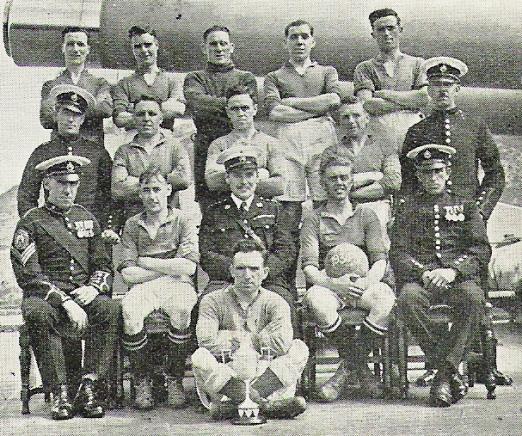 1931 HMS Tiger Royal Marines