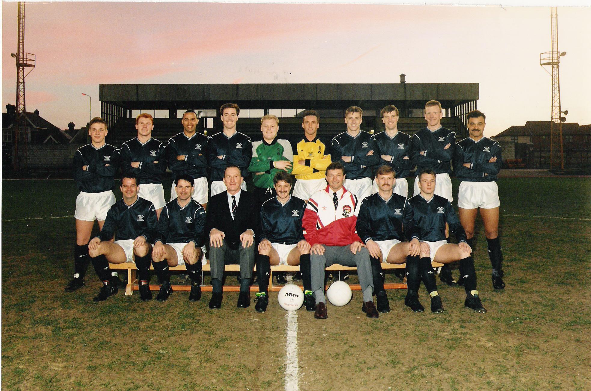 1990 Royal Navy FA