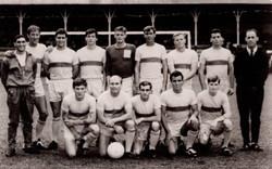 1969 Royal Navy Wanderers
