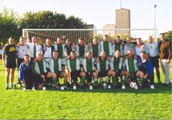 2001 Inter Commands Winners