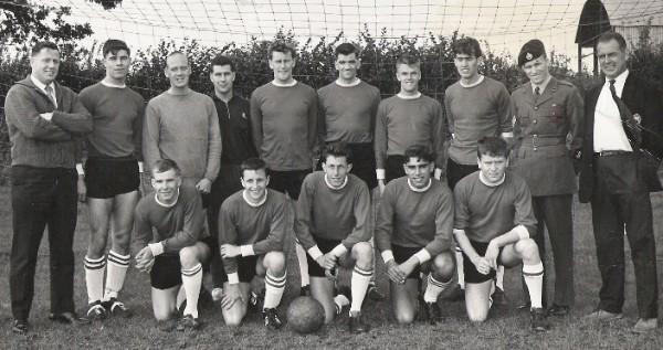 1967-68 I.T.C Lympstone