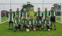 2004 Vets Reunion Globes team