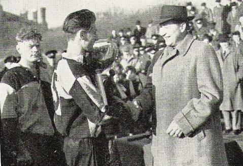 1955 Tunney Cup Winners ITCRM