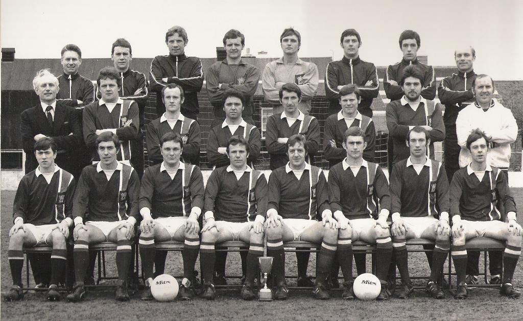 1976-77 Royal Navy FA