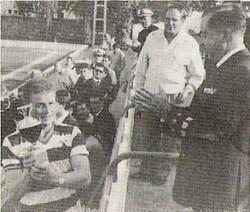 1988 Royal Marines FA Spanish tour