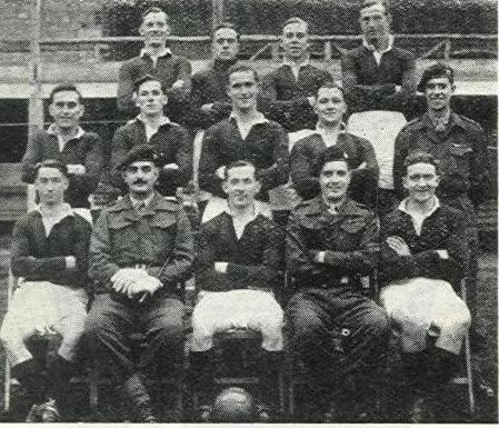 1945 Tunney Cup Winners Dalditch