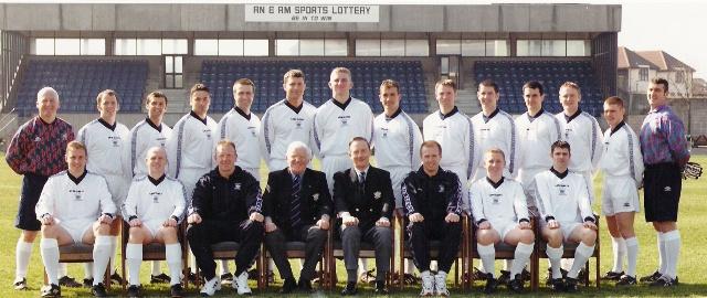 1998 Royal Navy FA