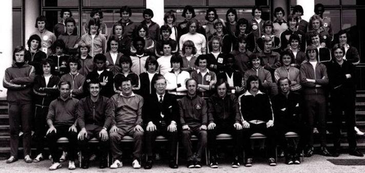 1974 English schools FA John Ellis