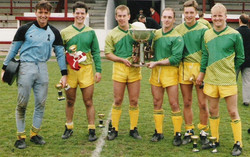 1989 Comacchio gp Tunney cup Winners
