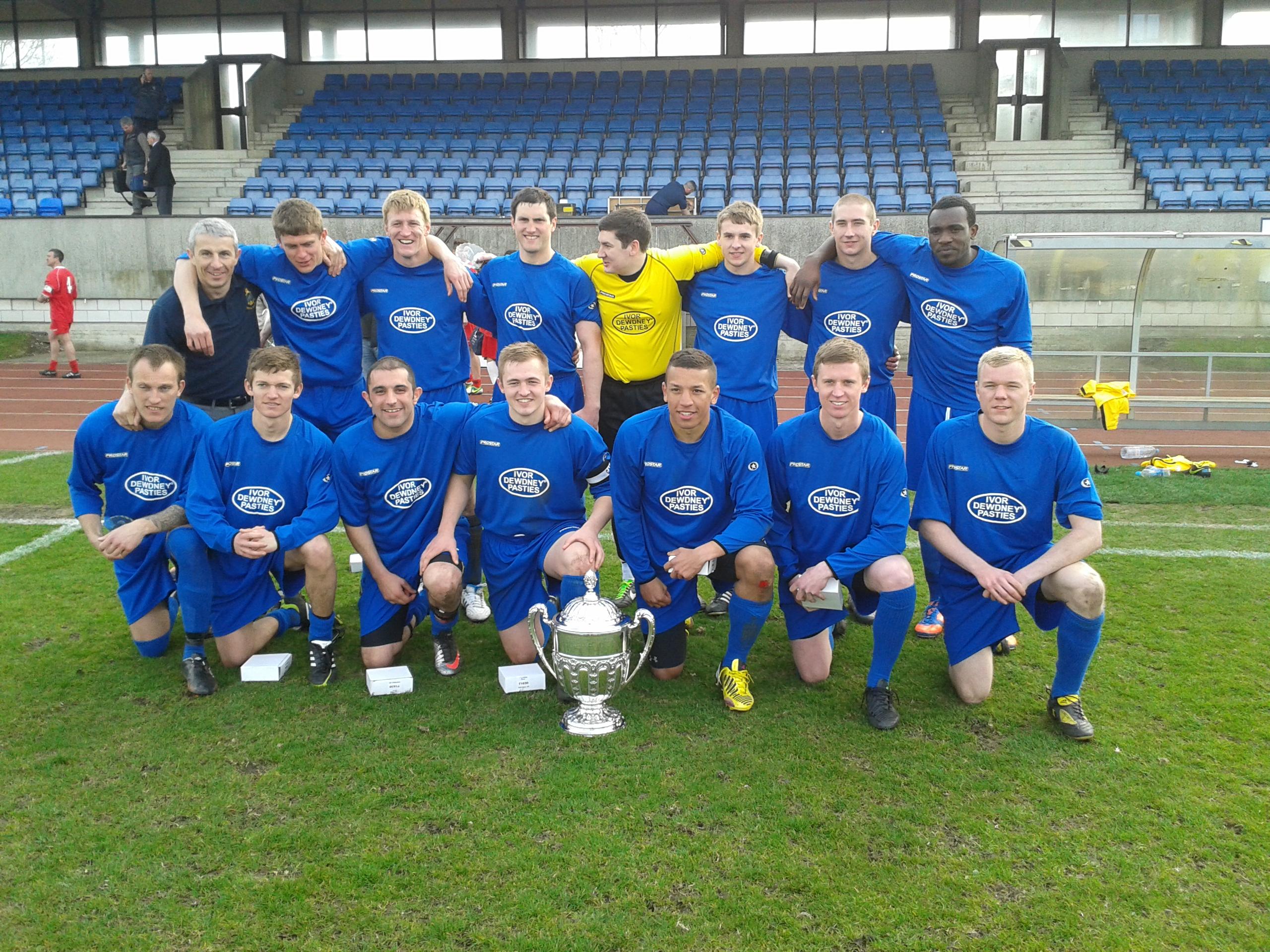 2013 Navy Cup Winners 43Cdo RM